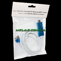 Кабель HDTV - hd tv - hdmi кабель iPhone (100)