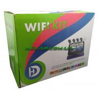 Набор видеонаблюдения (монитор + 4 камеры WiFi) (4)