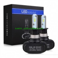 Автолампа LED S1 HB3 (9005) (50)