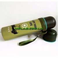 НЕТУ Спортивная бутылка - термос Джимп V06