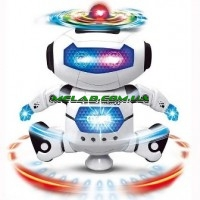 Робот детский Dance 99444-2 (серый) (60)