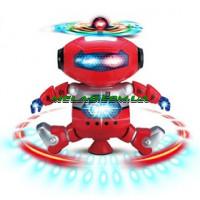Робот детский Dance 99444-3 (красный) (60)