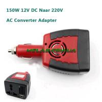 НЕТУ Зарядное устройство универсальное 12V с выходом 220V (150W) + USB(2.1A)