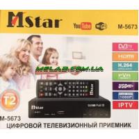 НЕТУ Приставка T2 MSTAR 5673 12/220V (40)