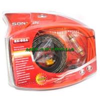 Комплект проводов для сабвуфера SX8GA (10)