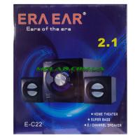 PA аудио система колонка E-703A (3 шт)