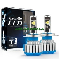 Автолампа LED T1 HB4 9006 (50)