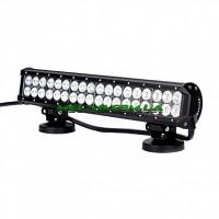 Автофара LED на крышу (36 LED) 5D-108W-MIX (435 х 70 х 80) (6)