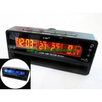 НЕТУ Часы автомобильные VST 7010V (180)
