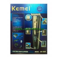 Машинка для стрижки Kemei LFQ-KM-1628 LED дисплей (24)