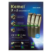 Машинка для стрижки Kemei LFQ-KM-5901 3в1 (48)