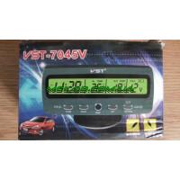 НЕТУ Часы автомобильные VST 7045v (100)