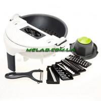 Овощерезка Wet Basket Vegetable Cutter 9в1 (48)