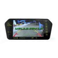 """НЕТУ Монитор-накладка для камеры заднего вида 7"""" 713 BT/USB/TF/MP5 (20)"""