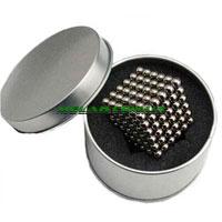 НЕТУ Нео куб Neo Cube 5мм серебро (100)