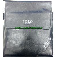 Сумка через плечо Polo 776-1 (коричневая) (100)