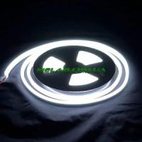 Лента Neon бухта 5м 12V DC (БП) (Белый) 7186 (20)