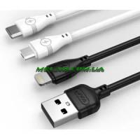 Кабель iPhone-USB GOLF GC-63