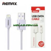 Шнур iPhone-USB I8 Remax