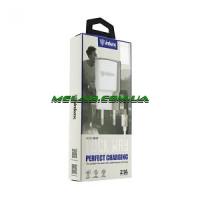 Зарядное устройство 220V INKAX CD-27 + microUSB кабель