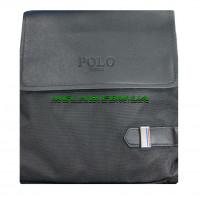 Сумка через плечо Polo D-03/09 (тёмно синяя) (100)