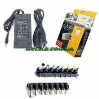 Зарядное устройство универсальное 220V JT-4096 (120W) (оранжевая коробка) (50)