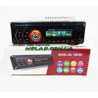 Автомагнитола 1DIN MP3-1581BT RGB/Bluetooth (20)