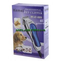 НЕТУ Машинка для стрижки животных Kemei RFJZ-805 (20)