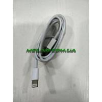 Шнур iPhone-USB I13 обычный круглый