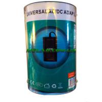 Зарядное устройство универсальное 220V+12V (120W) (зелёный блистер)