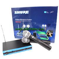 НЕТУ Микрофон Shure WM502R (10)