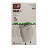 Зарядное устройство 220V HZ MC182 + microUSB кабель